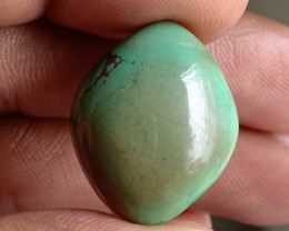 Huge Tibetian Turquoise 100% NATURAL AND UNTREATED VA1869