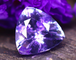 Tanzanite 1.60Ct Natural VVS Purplish Blue Tanzanite E1315/A45