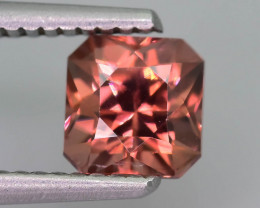 Rare Red Zircon 1.80 ct Imperial Specie Cambodian Mined SKU.19