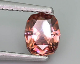 Rare Red Zircon 1.50 ct Imperial Specie Cambodian Mined SKU.19