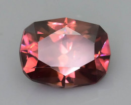Rare Red Zircon 1.65 ct Imperial Specie Cambodian Mined SKU.19