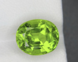 Good Luster Clean Piece  4.80 ct Peridot Best For Ring