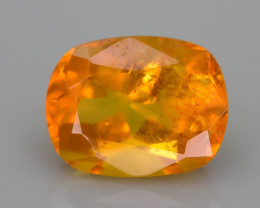 AAA Rare 1.40 ct Natural Clinohumite Ring Size