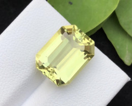 Top Grade 7.95 ct lovely Citrine Ring Size~RS