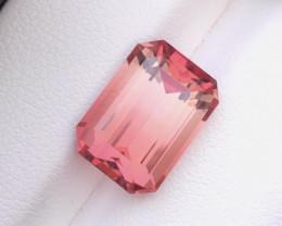6.20Ct Superb Bi-Colors ~ Pink Tourmaline Piece.
