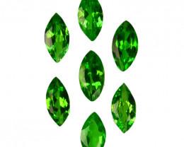 1.01 Cts Natural Vivid Green Tsavorite Garnet Marquise Cut Kenya