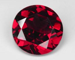 Rhodolite Garnet 1.58 Cts Unheated Natural Cherry Red Gemstone