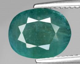 Grandidierite  2.97 Cts Unheated Bluish Green Natural gemstone Loose Gemsto