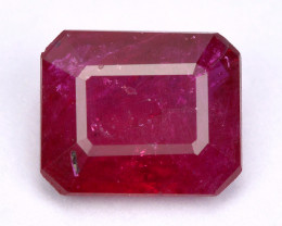 *No Reserve* Ruby 0.78 Cts  Pigeon Blood Color Natural Ruby Gemstone