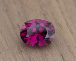Precision Cut - Rhodolite Garnet (Malawi) 6.72 ct