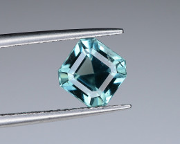 1.70 ct Natural Color Tourmaline - from Africa