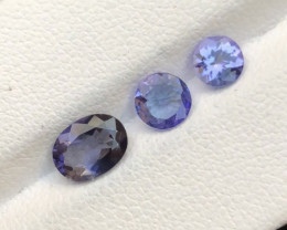 AAA Grade Tanzanite 1.70 ct Attractive Blue Hue ~T