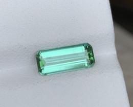 Natural Green Tourmaline 1.74 CTs Gem