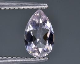 0.34 Crt Morganite Faceted Gemstone (Rk-25)