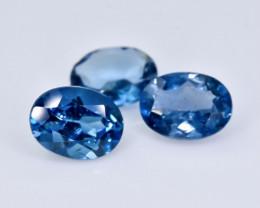4.18 Crt Topaz Lot Faceted Gemstone (Rk-25)