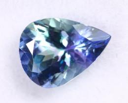 1.21cts Natural Tanzanite Gemstone / JKL1653