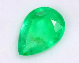 2.13cts Natural Columbian Green Emerald / ZSKL1668