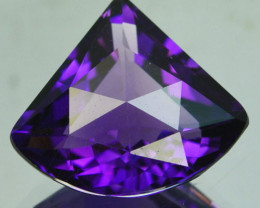 4.01 Cts Natural Purple Amethyst Fancy Bolivia