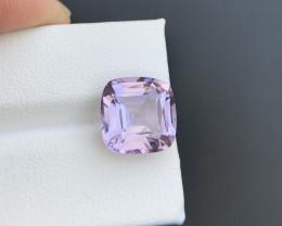 Great Luster 7.60 ct Purple Apatite ~ K