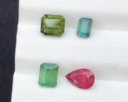 3.20 carats, Natural Tourmaline lot