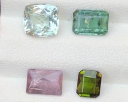 4.95 carats, Natural Tourmaline lot