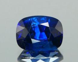 Royal Blue Sapphire 1.60Ct. No Heat