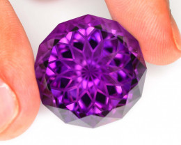Huge size 58.55 ct Untreated Amethyst