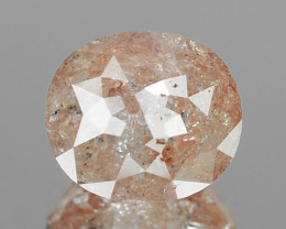 2.35 Cts Cts Untreated Rare Fancy Brownish Yellow Natural Diamond