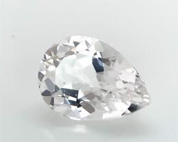 2.20 Cts Natural  Morganite Gemstone