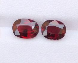 4.35 carats, Natural Rhodolite Garnet