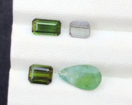 4.80 carats, Natural Tourmaline lot
