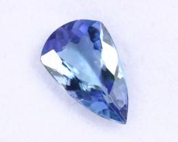1.15cts Natural Tanzanite Gemstone / JKL1679