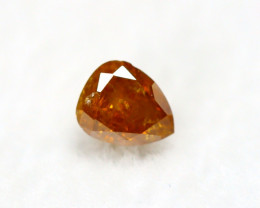 Factory Direct 0.18Ct Untreated Fancy Diamond Flash Auction BM644