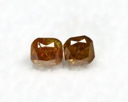 Factory Direct 0.29Ct Untreated Fancy Diamond Flash Auction BM624