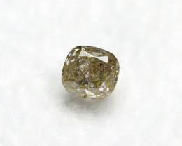 Factory Direct 0.19Ct Untreated Fancy Diamond Flash Auction BM632