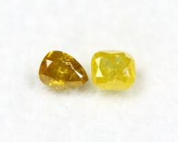 Factory Direct 0.26Ct Untreated Fancy Diamond Flash Auction BM654