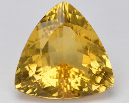 Golden Yellow Beryl 6.51 Cts Awesome Sparkling Natural Gemstone