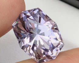 16.95 Ct Natural Top Quality Fancy  Kunzite
