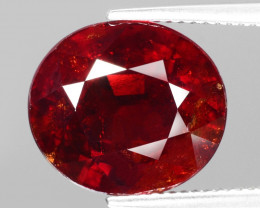 16.12 CT PURE RED NATURAL SPESSARTITE GARNET SP01