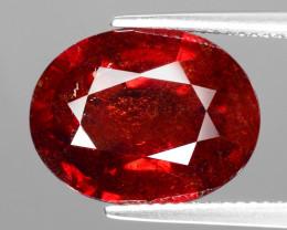 11.31 CT PURE RED NATURAL SPESSARTITE GARNET SP02