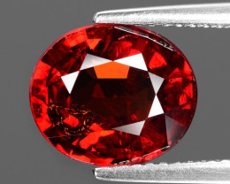 4.53 CT PURE RED NATURAL SPESSARTITE GARNET SP08