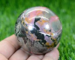 2000 Cts Beautiful Rhodonite Healling Sphere From Pakistan