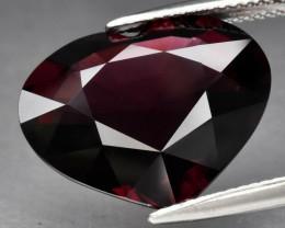 16.11 ct Natural Earth Mined Top Quality Reddish Purple  Rhodolite Garnet