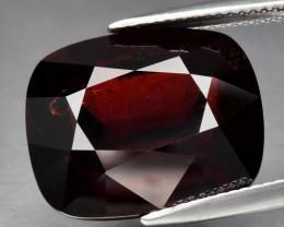 26.54 ct Natural Earth Mined Orangish Red Spessartite Garnet, Namibia