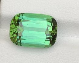 7.90 carats Bluish Mint Green Tourmaline Gemstone