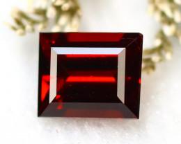 Almandine 2.20Ct Natural Vivid Blood Red Almandine Garnet  E1706/B26