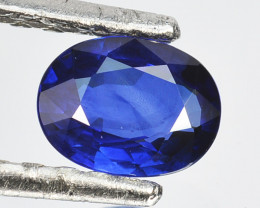 0.95 Cts Excellent Natural Blue Sapphire Srilanka Gem