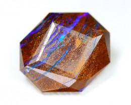 Boulder Opal 6.52Ct Master Cut Natural Australian Boulder Opal SA185