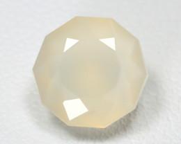 Moonstone 3.03Ct Precision Master Cut Natural Peach Moonstone SA146