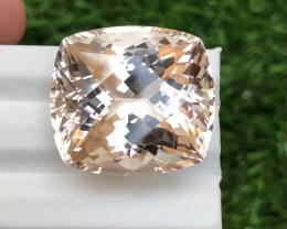 HGTL Certified 93.95 Carats Natural Topaz Nice Cut Gemstone